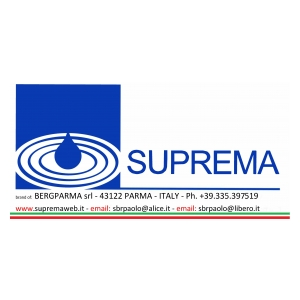 Logo Suprema dry cleaning & laundry manufacturer
